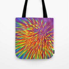 Reaction Tote Bag