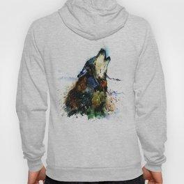 Howling Wolf Hoody