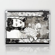 the frog princess Laptop & iPad Skin