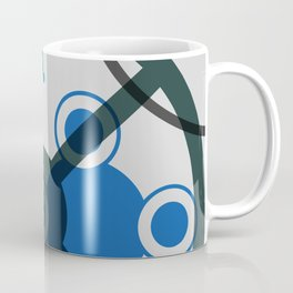 Abstract Space 03 Coffee Mug