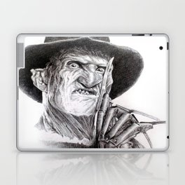 Freddy krueger nightmare on elm street Laptop & iPad Skin
