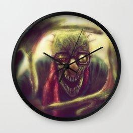 Benton Tarantella Wall Clock