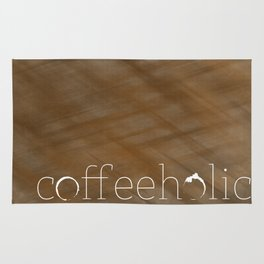 Coffeeholic Rug