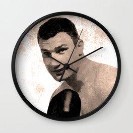Wladimir Klitschko Wall Clock