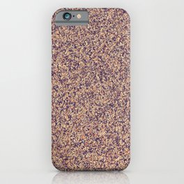Large Sand Grains iPhone Case