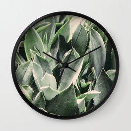 Aloe to You Too Wall Clock