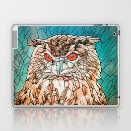 Owl Portrait Laptop & iPad Skin