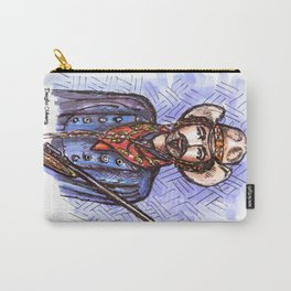 Quigley Down Under, Tom Selleck Drawing Carry-All Pouch