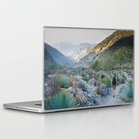 onward Laptop & iPad Skins featuring Onward by Kim Ramage