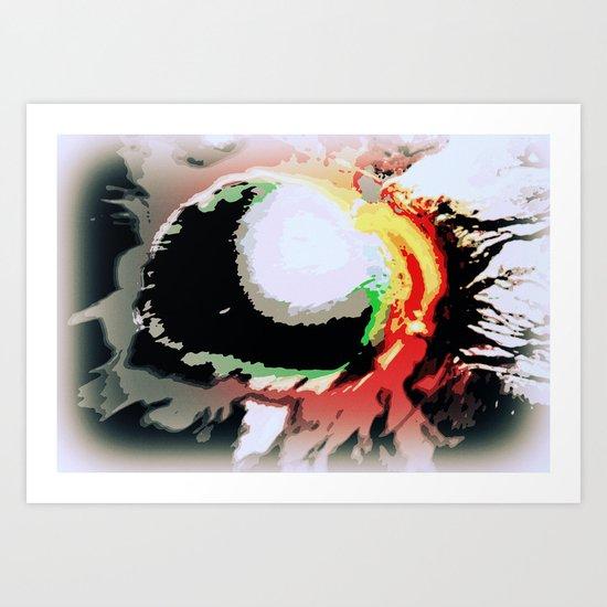 Nr. 353 Art Print