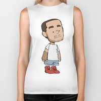 liam payne Biker Tanks featuring Schulz Liam by Ashley R. Guillory