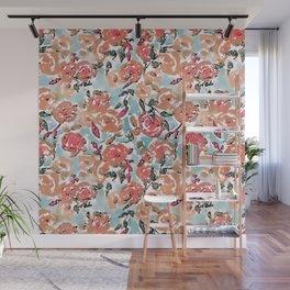 Spring Flor Adore Wall Mural