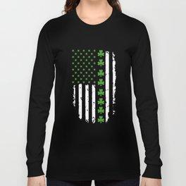 St.Patricks Day Irish American t-Shirts Long Sleeve T-shirt