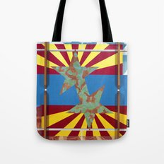Altered State: AZ Tote Bag