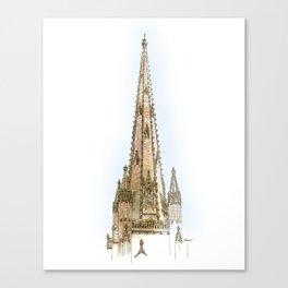 Trinity Church, 75 Broadway NYC Canvas Print
