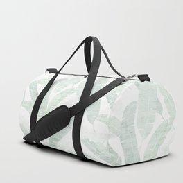 BANANA LEAF LIGHT Duffle Bag