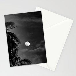 Palm Glow Stationery Cards
