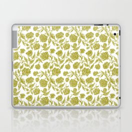 Tribal Baroque Roses - Sean Martorana Laptop & iPad Skin