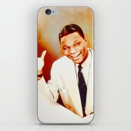 Nat King Cole, Music Legend iPhone Skin