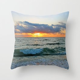 In Love and Trouble Throw Pillow