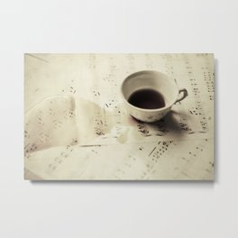 Creation of a Masterpiece  Metal Print