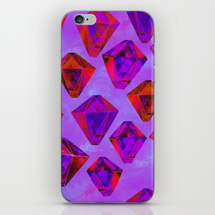 Fairy gems iPhone Skin