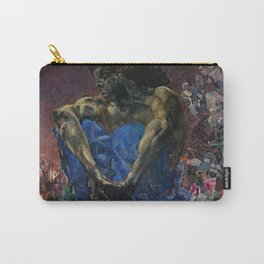 Mikhail Vrubel - The Demon seated Carry-All Pouch