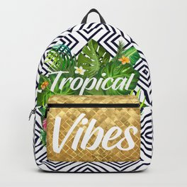 Tropical Vibes Backpack