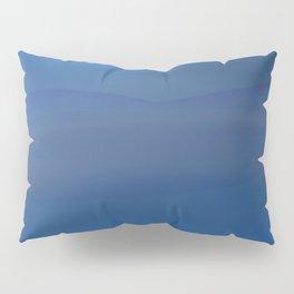 Cerulean dreams Pillow Sham