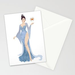 Cancer - The Star Sign Stationery Cards