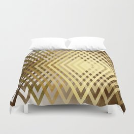 CUBIC DELAY Duvet Cover