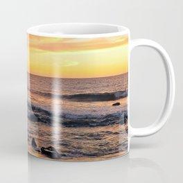 Breath-taking sunset in Mazatlan Coffee Mug
