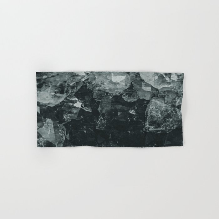 Dark Crystal Hand & Bath Towel