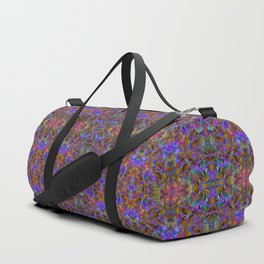 Fractal Floral Abstract G126 Duffle Bag