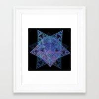 starfox Framed Art Prints featuring StarFox by Eric Rasmussen