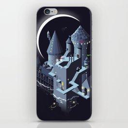 Monumental Harry iPhone Skin