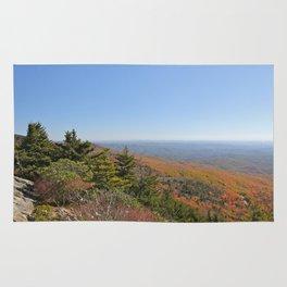 Autumn in the Mountains, Horizontal Rug