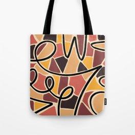 Quirky Safari Tote Bag