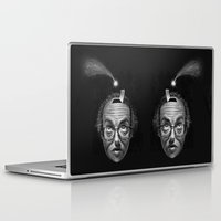 inspiration Laptop & iPad Skins featuring Inspiration by Hulliballoo Smith
