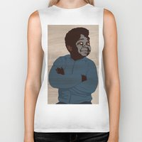 arnold Biker Tanks featuring Arnold by alkoipa