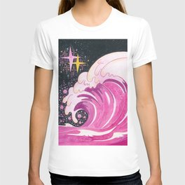 A wave of unconditional love T-shirt