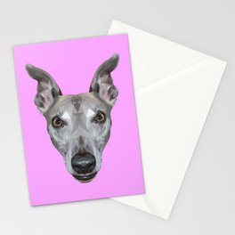 Whippet // Lilac (Vespa) Stationery Cards