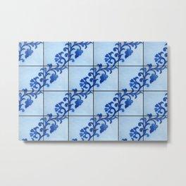 Azulejos 87 Metal Print