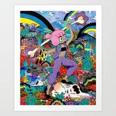 Maymo Art Print