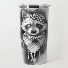 Rocco Raccoon Travel Mug