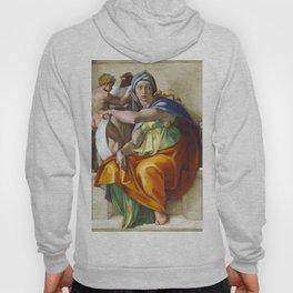 "Michelangelo ""The Delphic Sibyl"" Hoody"