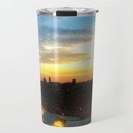 Sunset onthe Grand Canal Travel Mug