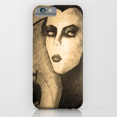 evil queen -snow white Slim Case iPhone 6s