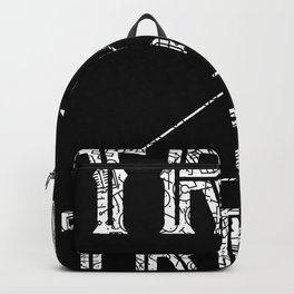 Trig Or Treat - Math Teacher Halloween Backpack