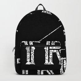 Trig Or Treat - Math Teacher Halloween Backpack